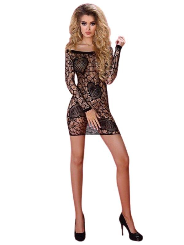 Платье из сетки «Adrienne»