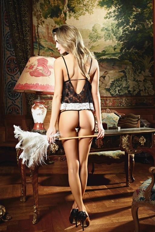 Костюм горничной «Turn Down French Maid» арт.BL1358 (Фото 2)
