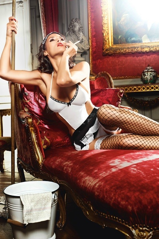 Костюм горничной «Five Star French Maid» арт.BL1339 (Фото 1)