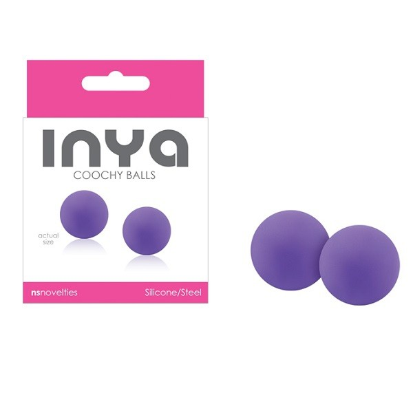 """Вагинальные шарики без сцепки «INYA - Coochy Balls"""""""