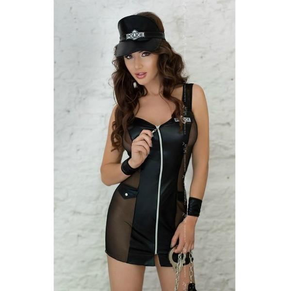 Игровой костюм полицейской «Polly»