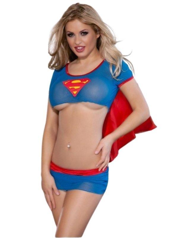 Игровой костюм «SuperWoman»
