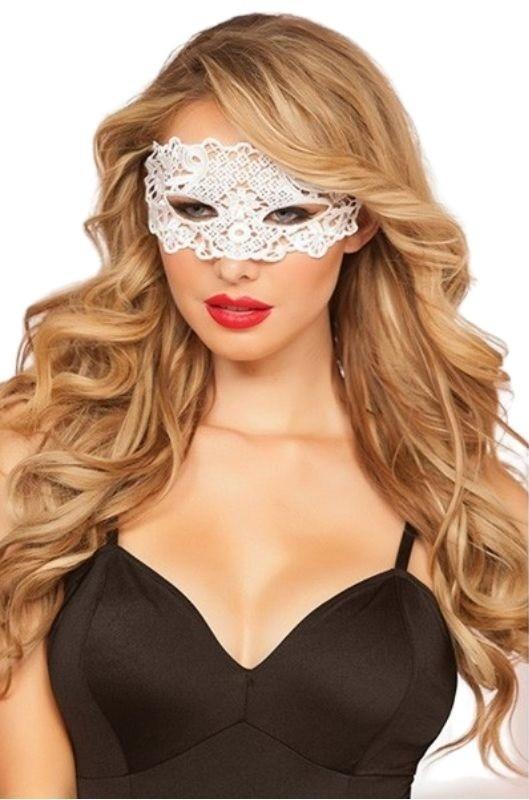 Кружевная маска «Seven'til White»