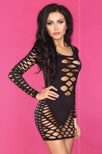 Мини-платье «Elenara»