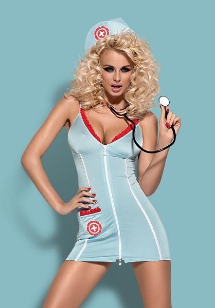 Костюм медсестры и стетоскоп «Doctor»