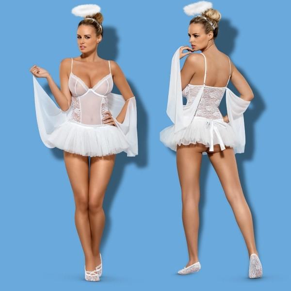 Костюм балерины и ангела «Swangel» (Фото 3)