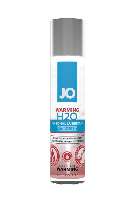 Разогревающий лубрикант «JO H2O Warming»