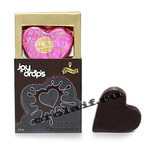 Набор «Имитатор оральных ласк, возбуждающий шоколад и массажные масла» (Фото 2)