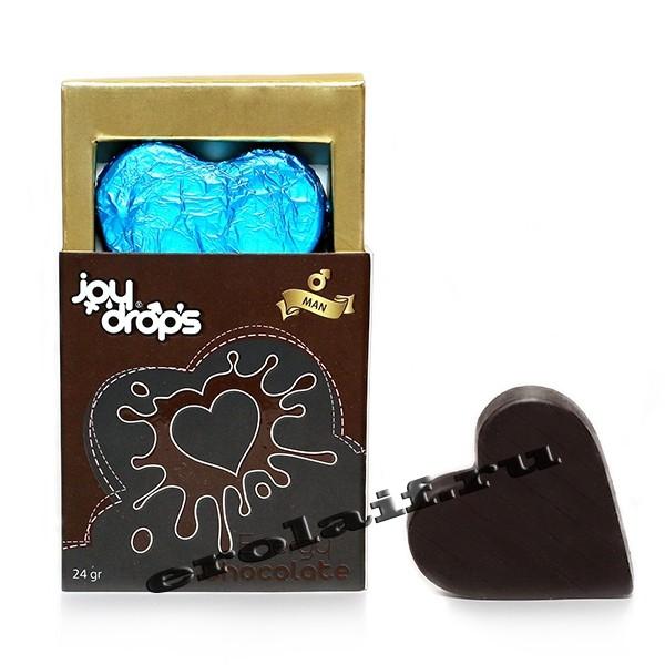 Набор «Эрекционное кольцо, игровые трусы и возбуждающий шоколад» (Фото 4)