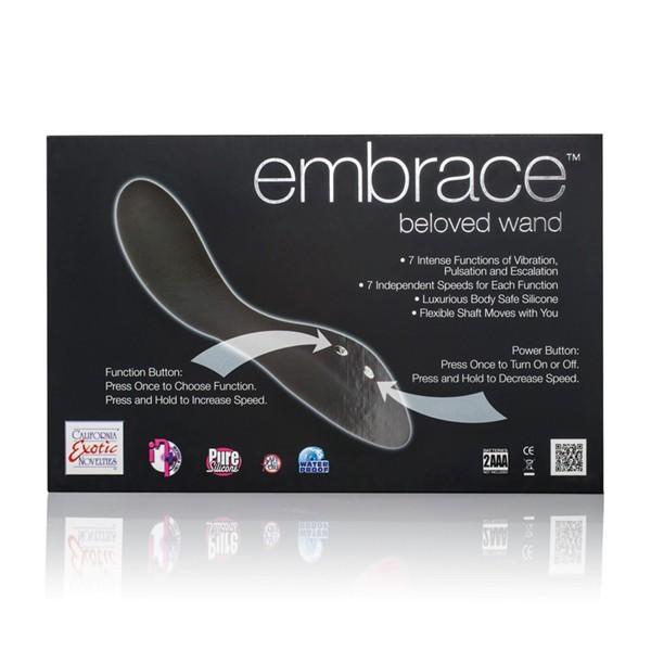 Вибромассажер «Embrace Beloved Wand» (Фото 4)