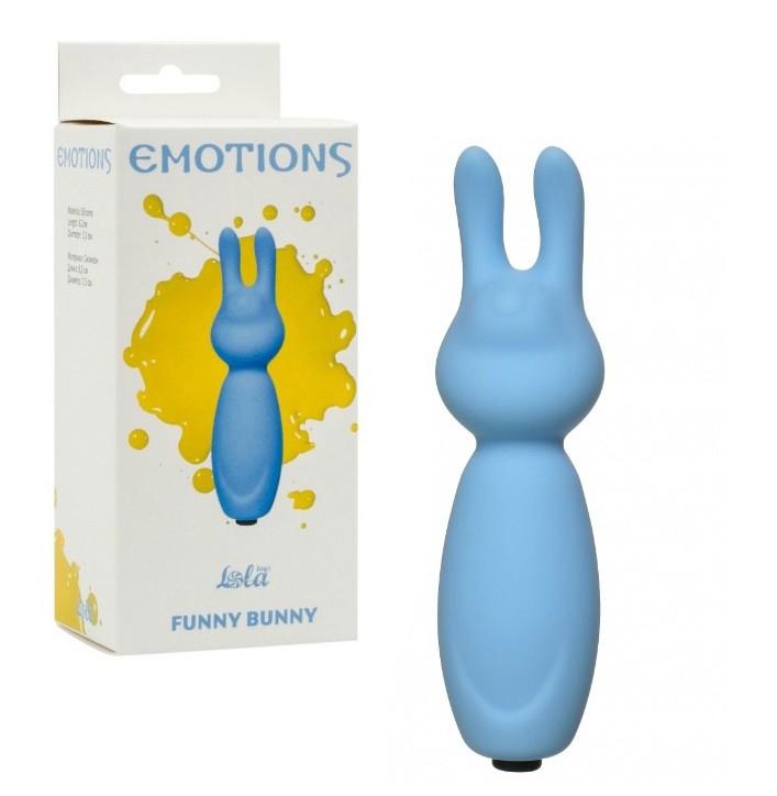 Вибропуля «Funny Bunny»