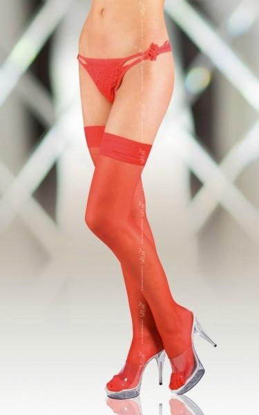 Чулки «Soft Line Red Stokings»