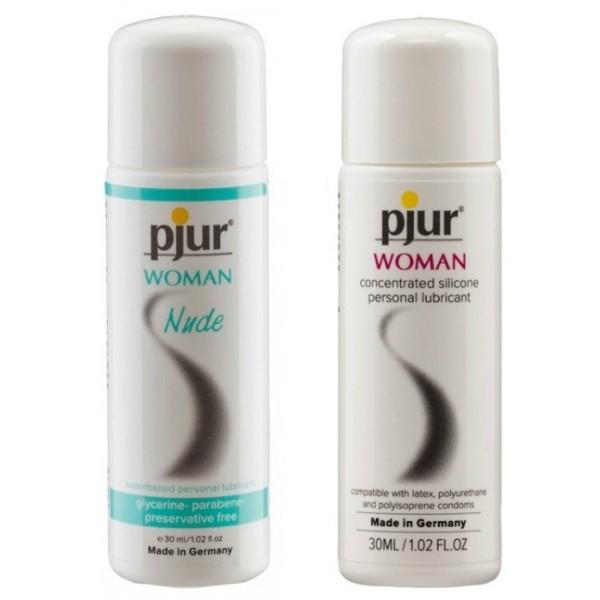 Pjur original подходит для секса в воде