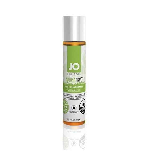 Органический лубрикант «JO NATURALOVE USDA Organic ORIGINAL» 30 мл