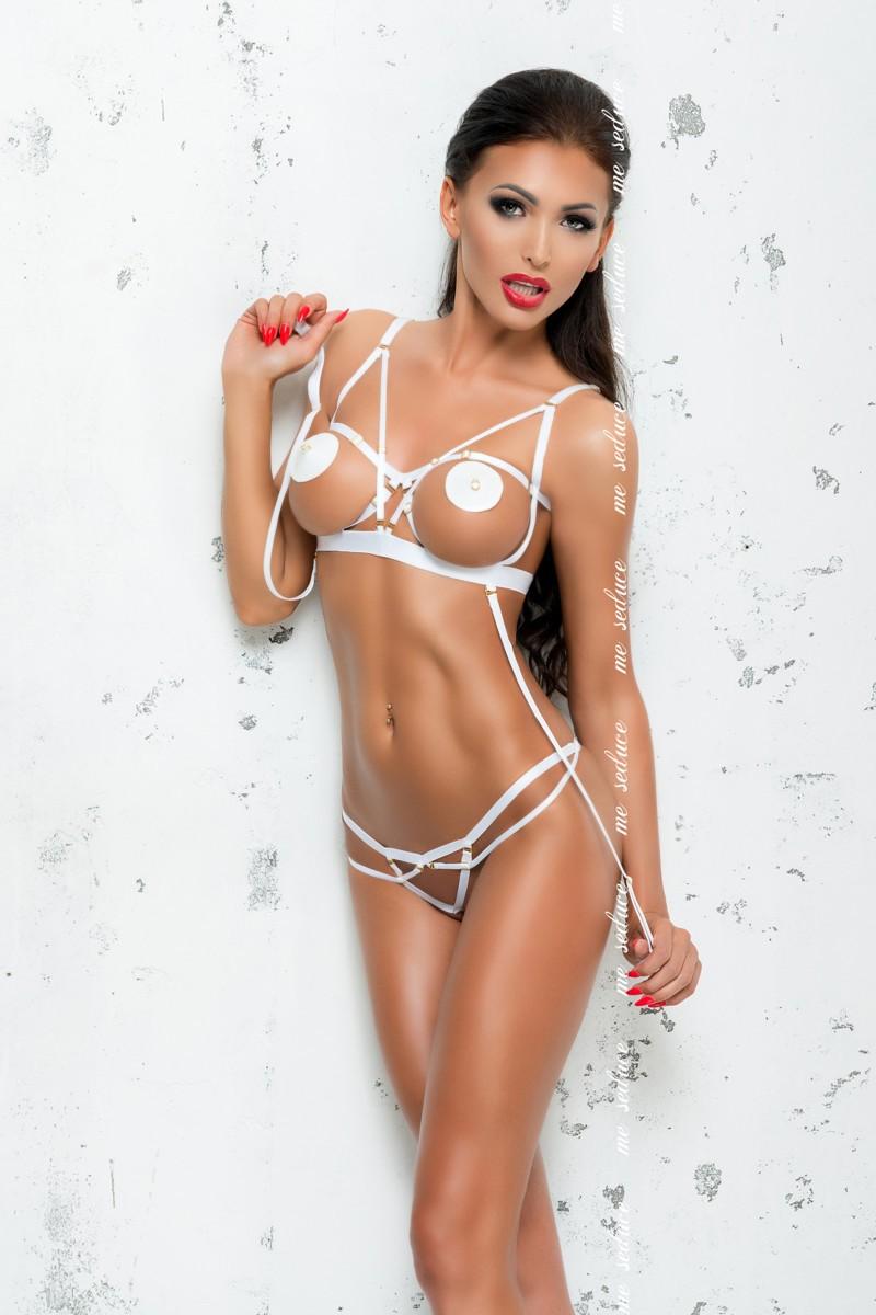 Комплект белья «Maya - White»