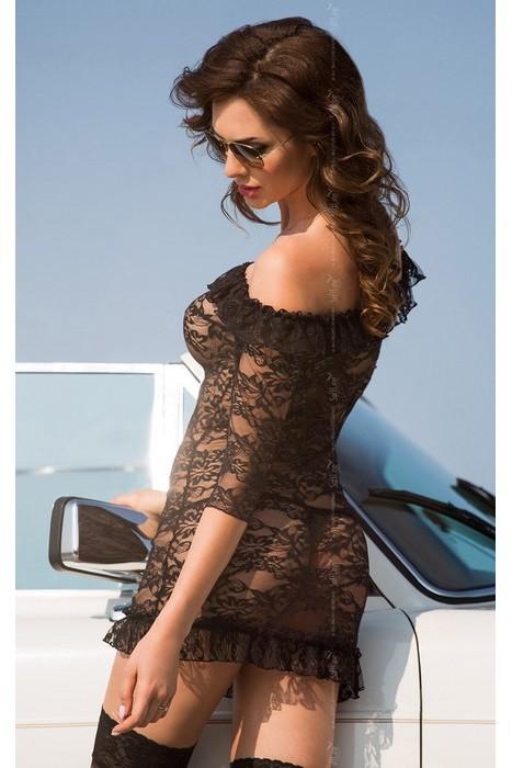 Ажурное платье «AGATHE» (Фото 2)