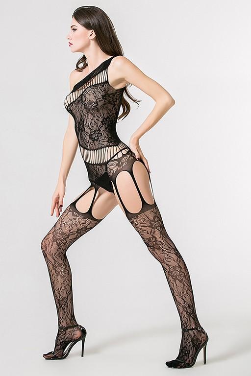 Асимметричный кэтсьюит «Femme Fatale» (Фото 2)