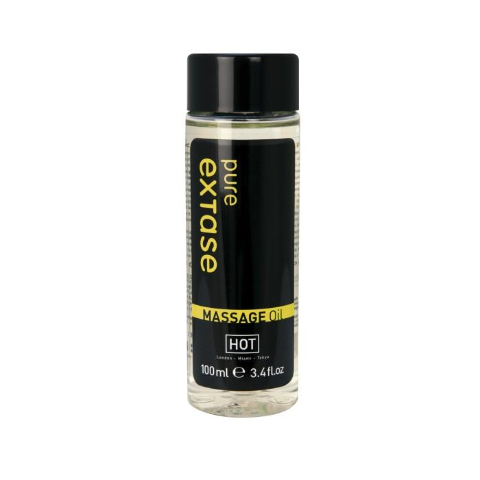 Массажное масло с восточным ароматом «Massage Oil Pure Extase» 100 мл.