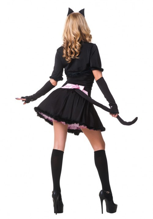 Игровой костюм «Гламурная Киса» (Фото 1)