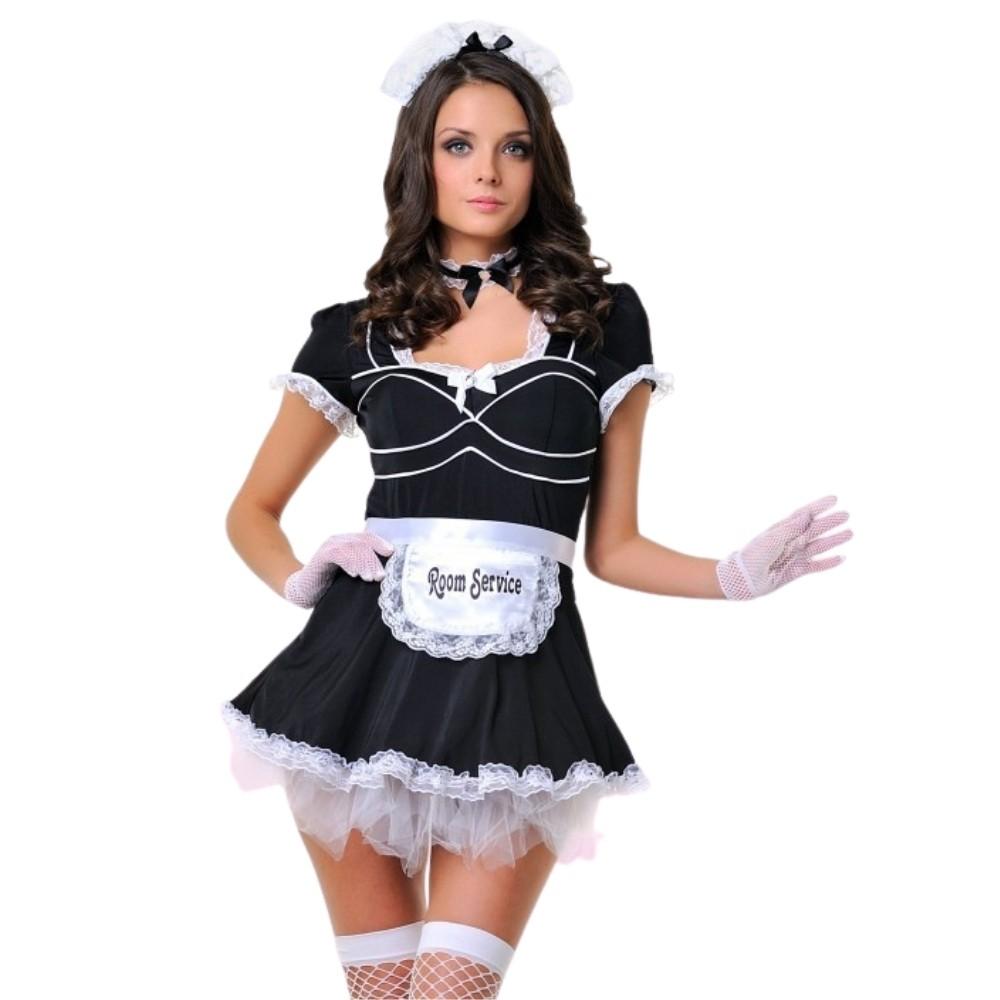 Игровой костюм горничной «Room Service»