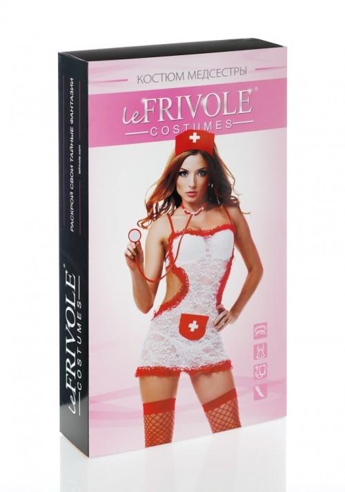 Игровой костюм «Соблазнительная Медсестра» (Фото 2)