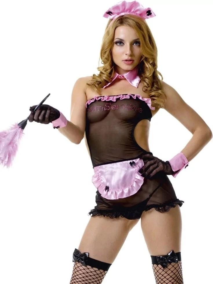 Игровой костюм «Секси Горничная»