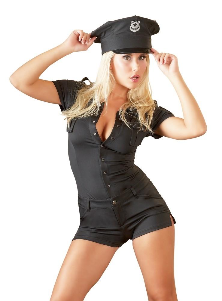 Эротический полукомбинезон «Police Jumpsuit»