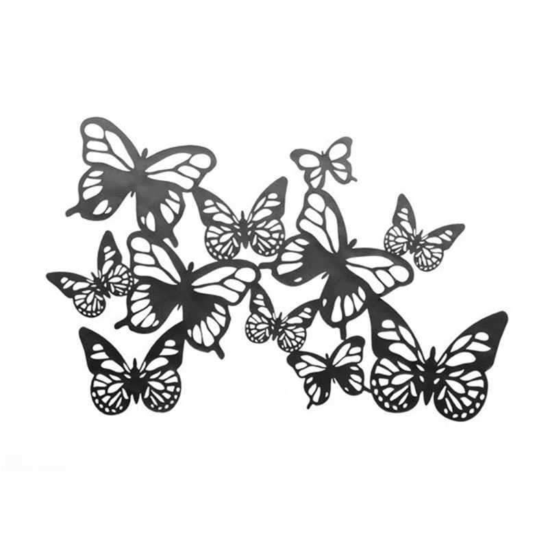 Маска из бабочек «Sybille» (Фото 1)