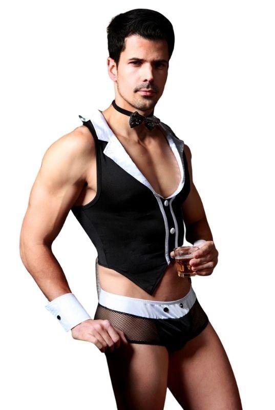 Игровой костюм официанта «Candy Boy Archer»