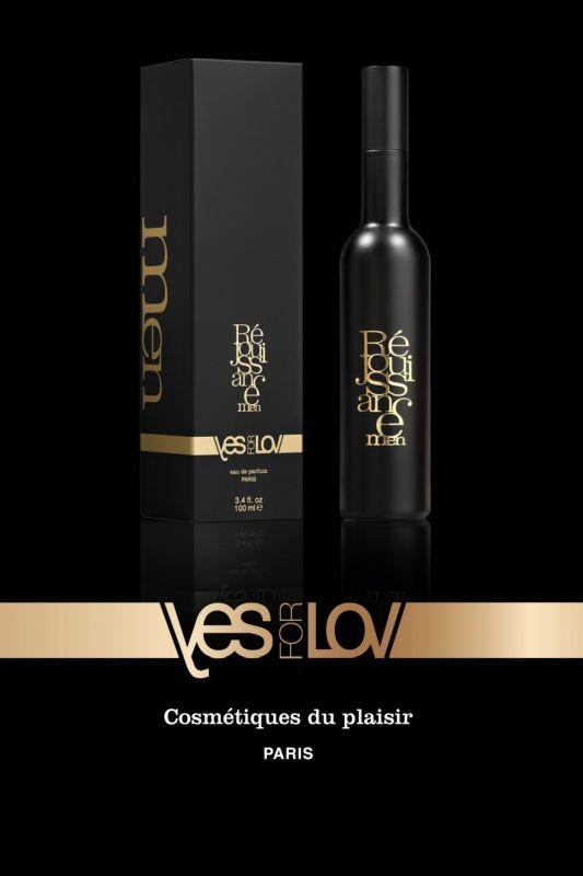 Селективная парфюмерная вода для мужчин «EAU DE PARFUM REJOUISSANCE FOR MEN» 100 мл. (Фото 1)