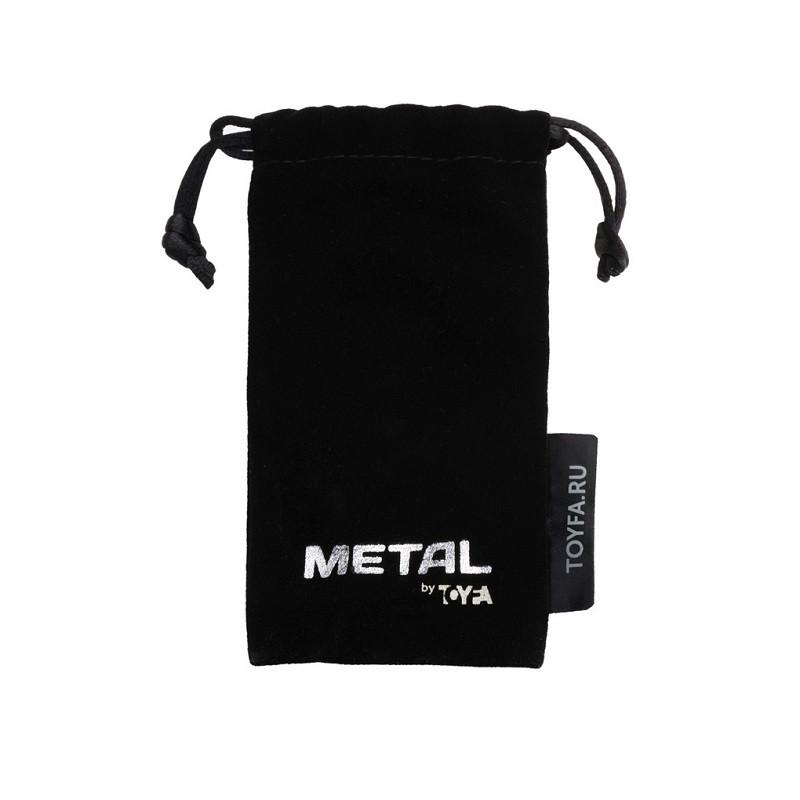 Наручники-восьмерка «TOYFA Metal» (Фото 2)