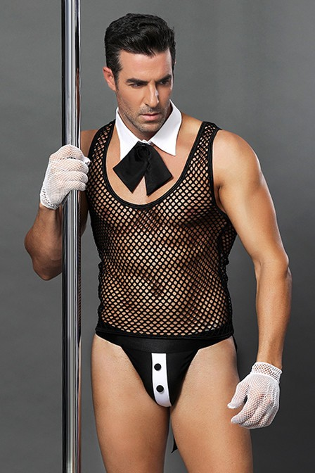 Игровой костюм официанта «Candy Boy Juan» (Фото 1)