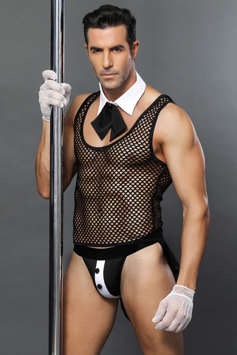 Игровой костюм официанта «Candy Boy Juan» (Фото 2)