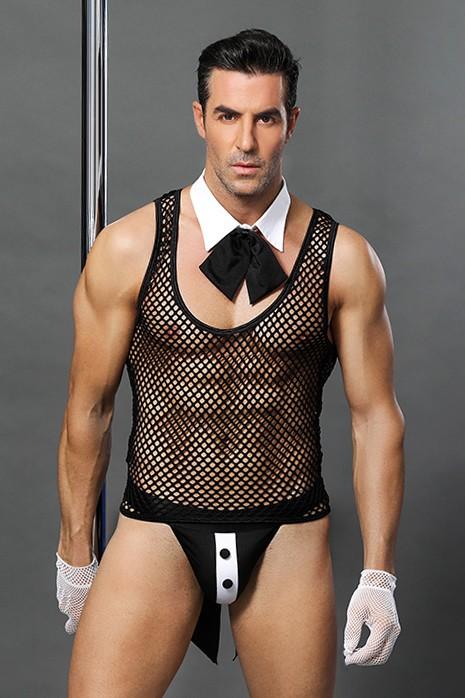 Игровой костюм официанта «Candy Boy Juan»
