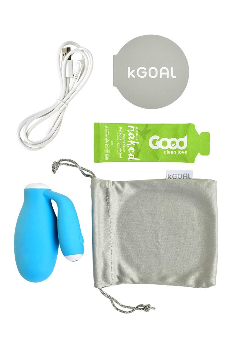 Интеллектуальный вагинальный тренажер «KGoal» (Фото 6)