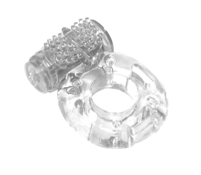 Эрекционное кольцо с вибрацией «Rings Axle-Pin» (Фото 2)