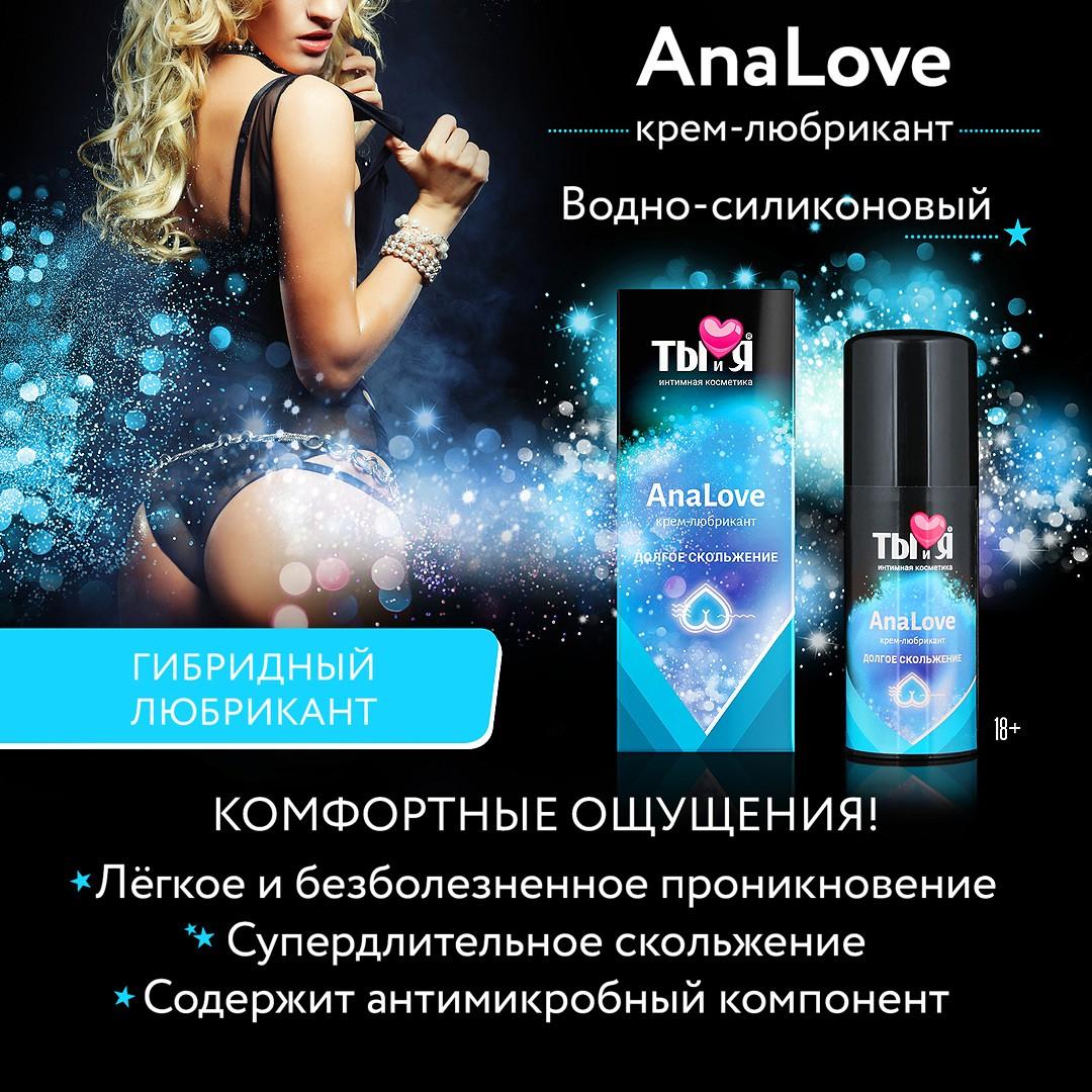 Анальный лубрикант «AnaLove» (Фото 2)