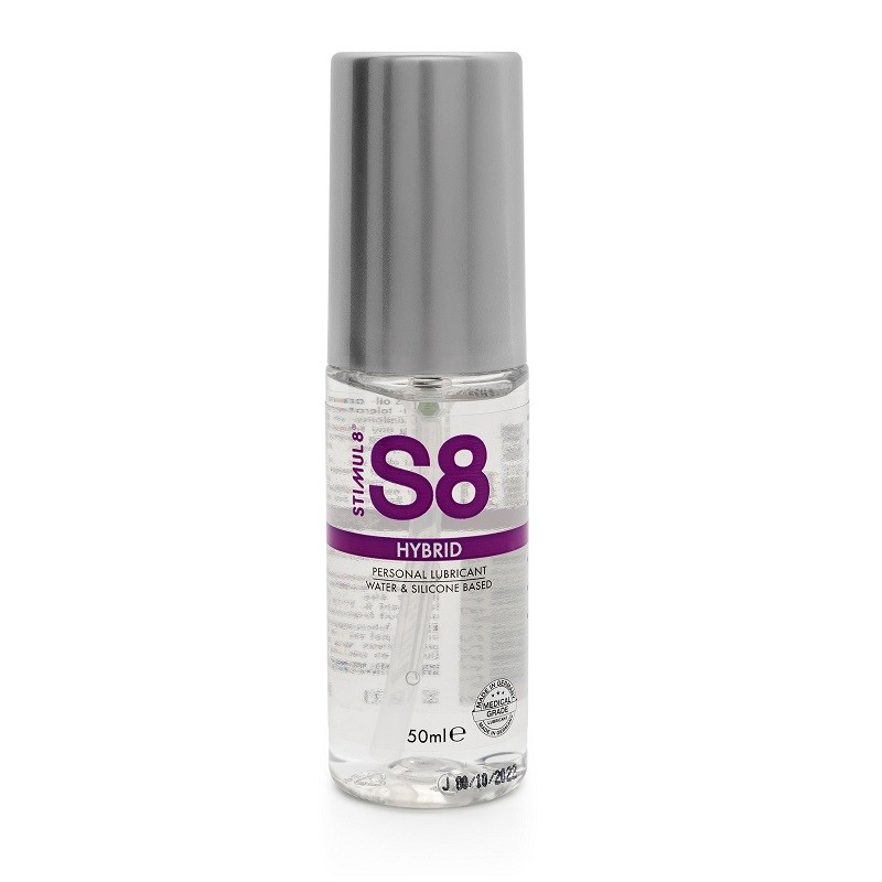 Гибридная смазка «S8 Hybrid» на водно-силиконовой основе