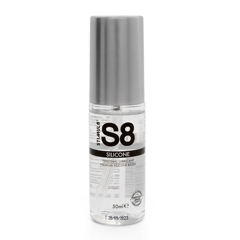 Смазка на силиконовой основе «S8 Premium»