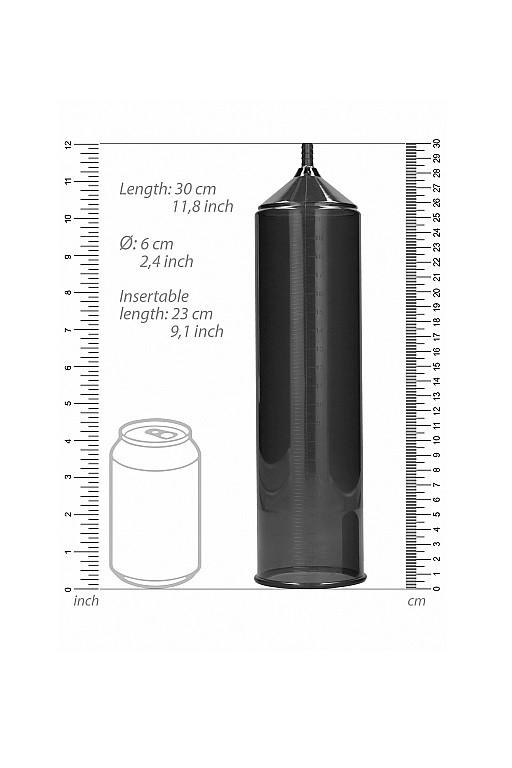 Ручная вакуумная помпа с насосом «Deluxe Beginner Pump» (Фото 1)