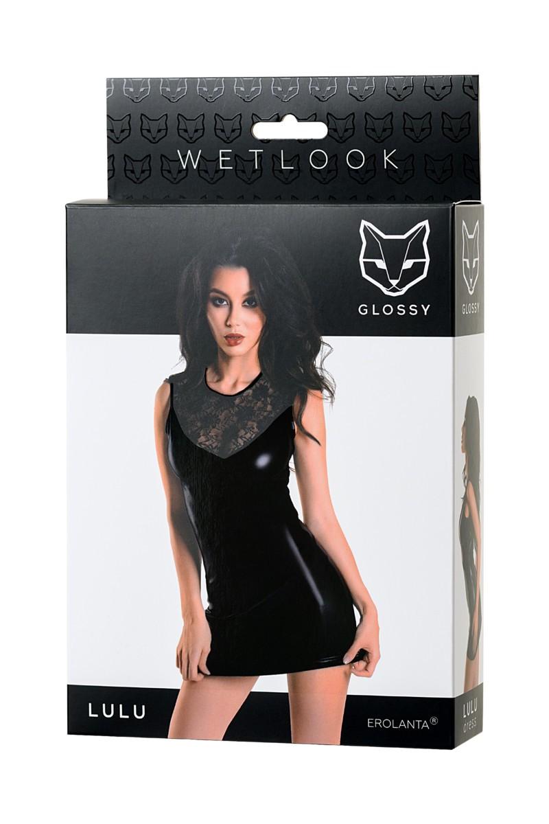 Платье «Glossy Lulu» (Фото 4)