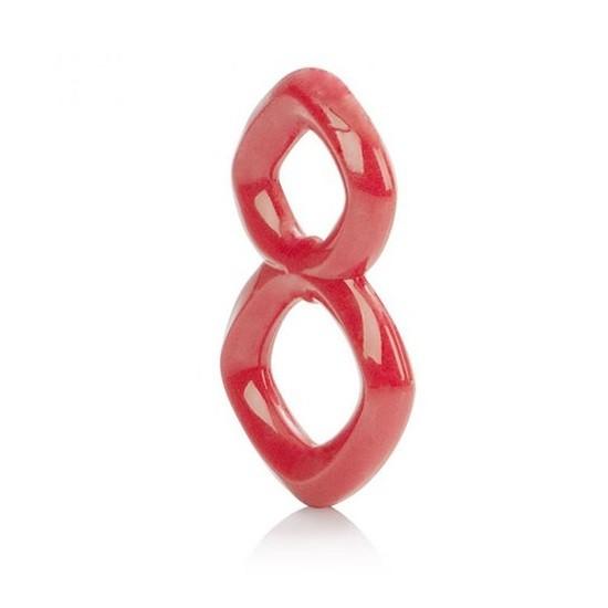 Двойное эрекционное кольцо «Crazy 8» (Фото 1)