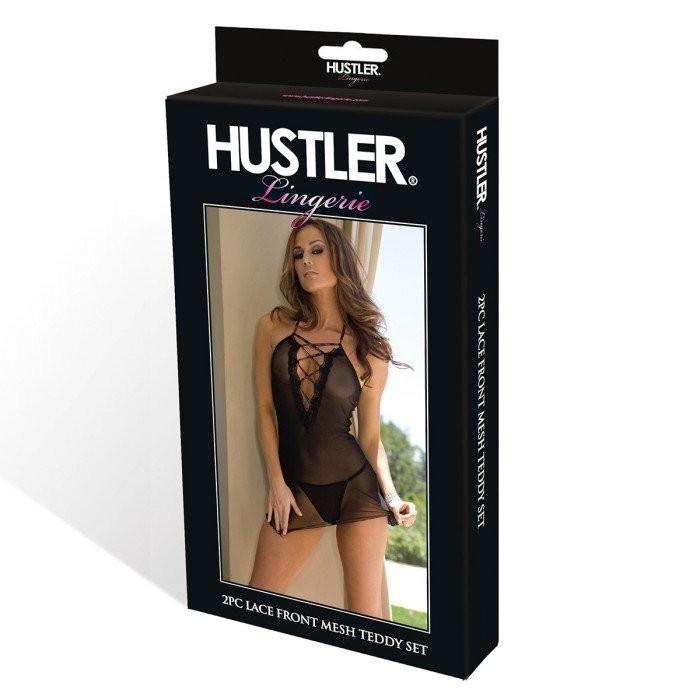 Сорочка и стринги «Hustler» (Фото 2)