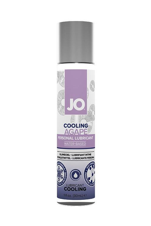 Гипоаллергенный охлаждающий лубрикант «JO for Women Agapé Cool»