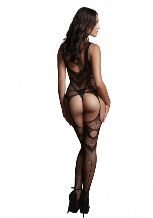 Боди-комбинезон «Suspender Bodystocking» (Фото 1)
