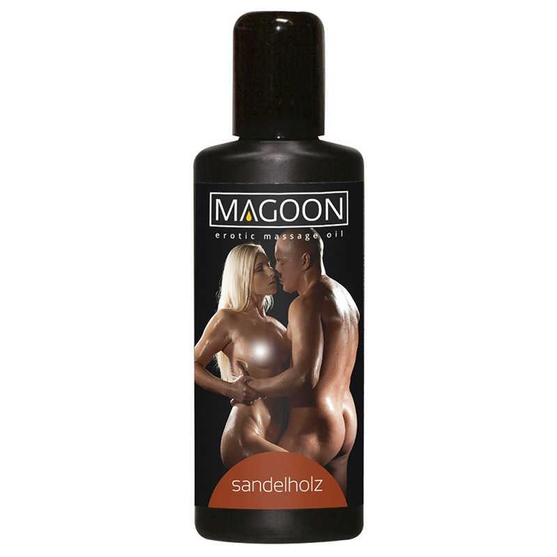 Массажное масло «MAGOON Sandalwood»