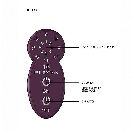 Универсальный массажер «Silicone Massage Wand» (Фото 3)