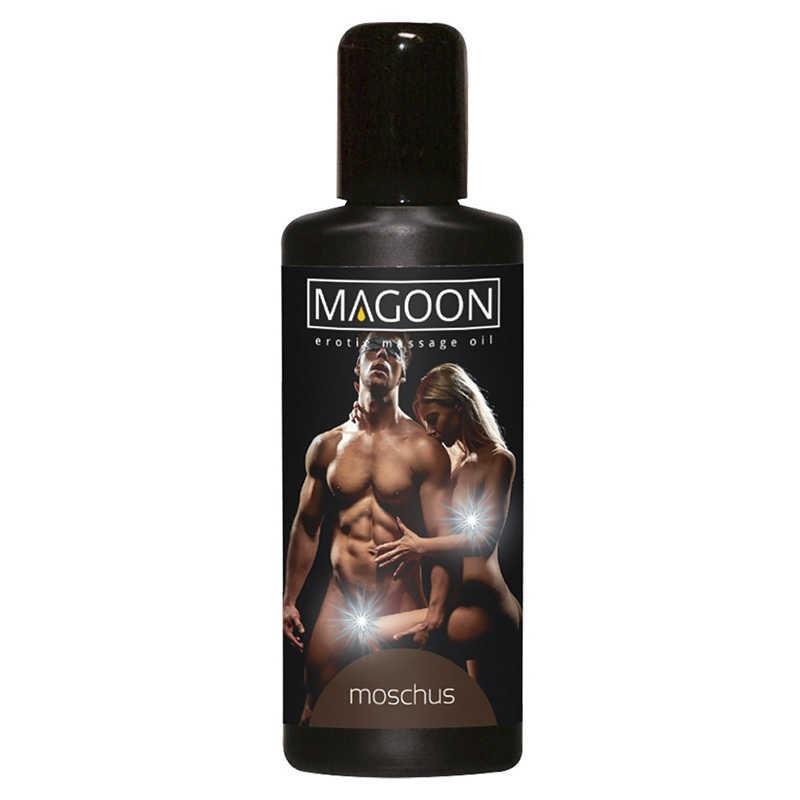 Массажное масло «MAGOON Muskus»