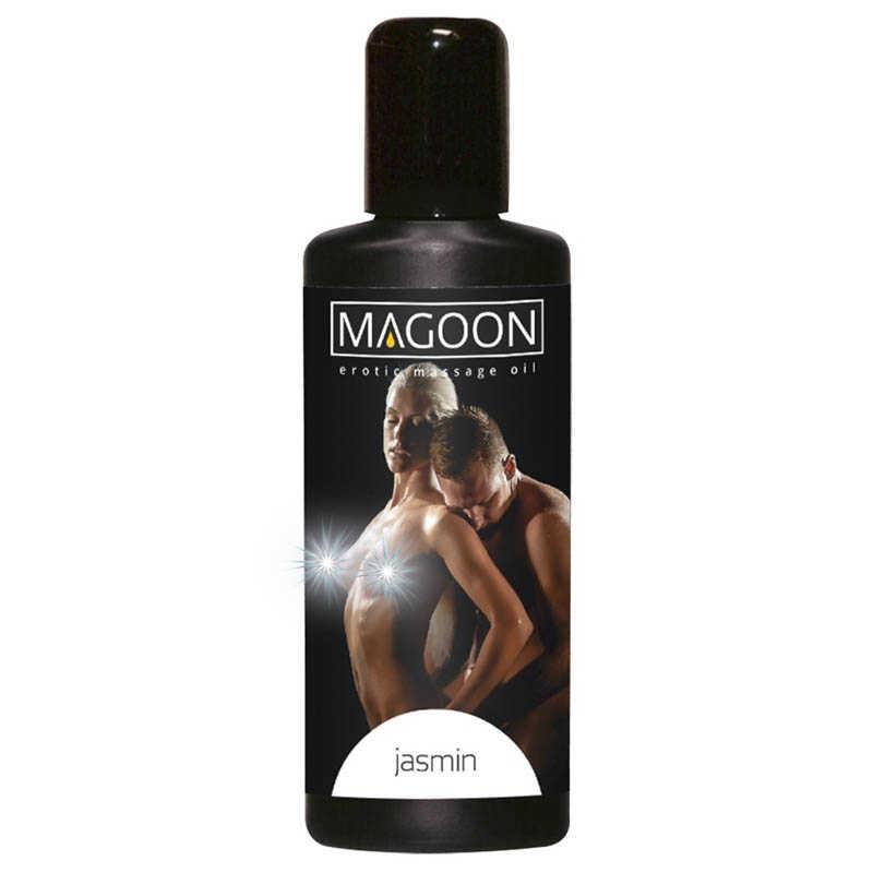 Массажное масло «MAGOON Jasmin»