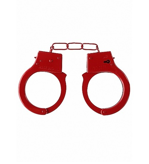 Металлические наручники «Beginner's Handcuffs» (Фото 1)